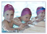 Kleinkinder Schwimmgruppe der Schwimmschule Beluga